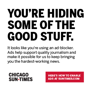 Adblock white listing instructions for Chicago Sun Times.